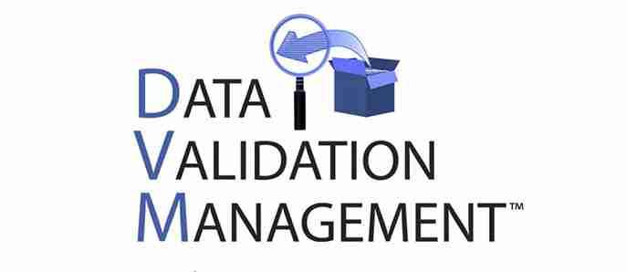 Data Validation Management