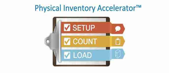 Physical Inventory Accelerator